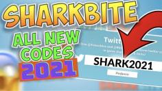 NEW SHARKBITE CODES 2021 (Roblox Sharkbite)