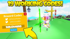 All 19 Currently Working Twitter Codes! *OP* (Roblox Saber Simulator)