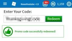 ALL WORKING Roblox Promo Codes for FREE (NEW) *2019*