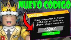 NUEVO CODIGO DE ANIME FIGHTING SIMULATOR CODES ROBLOX *ACTUALIZACION* FIGHTING