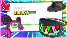 *AUGUST* ALL NEW WORKING ROBLOX PROMO CODES ON ROBLOX 2020!
