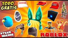 Nuevos Roblox PROMO CODES! Todos los CODIGOS de Roblox GRATIS