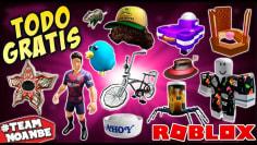 Todos los PROMOCODES Roblox ropa GRATIS y objetos (sin Robux,