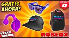 PROMO CODES de Roblox Nuevo Evento Build It Play It
