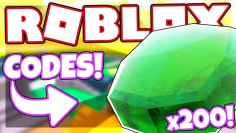 [CODES] How to get 200 FREE EMERALDS | Roblox Disaster