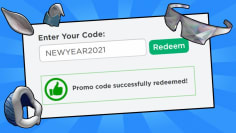 ALL 2021 *13 CODES!* Roblox Promo Codes For FREE Hats