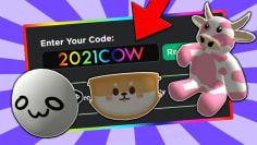 ALL 2021 *4* ROBLOX Promo Codes For FREE Hats and
