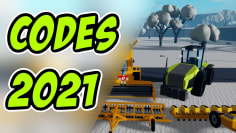 FARMING AND FRIENDS ROBLOX CODES! 2021 [NEW]