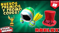 Nuevos Promo Codes de Roblox!? Dominus Gratis Egg Hunt 2020
