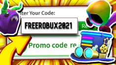 This *SECRET* ROBUX Promo Code Gives FREE ROBUX in APRIL