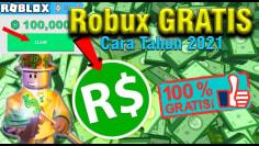 Cara Mendapatkan Robux gratis di Roblox Tahun 2021 !!! Cara