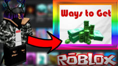 Ways to Earn **FREE ROBUX** on Roblox