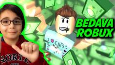BEDAVA ROBUX !?! CANLI YAYIN – Roblox FREE ROBUX