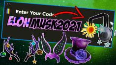 *11 Codes* ALL Roblox Promo Codes 2021! May