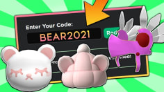 ALL 2021 *3 NEW CODES!* Roblox Promo Codes For FREE