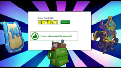 *SEPTEMBER* NEW Roblox Promo Codes on Roblox BIRTHDAY CAPE