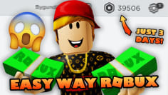 Easy *NEW* way to get FREE ROBUX (MARCH 2021)