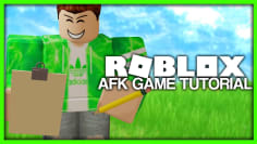How to Make AFK Games On ROBLOX… (FREE ROBUX)