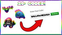 *WORKING!* New 10+ Roblox Promocodes 2020!
