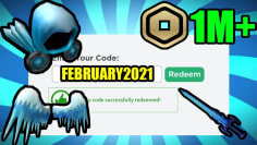 All Working ROBLOX Promocodes (FEBRUARY 2021) FREE ROBUX???