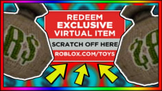 How to Get Free Robux & Roblox Toy Codes