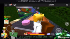 ROBLOX w/ #CDTV Dad | FREE ROBUX GIVEAWAY!