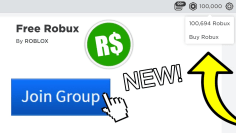 JOIN THIS ROBLOX GROUP for FREE ROBUX! (2021)