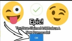 *2021 May!!* All New Promocodes Active Codes!! For[RblxLand,RBXStrom,UberRBX,…]