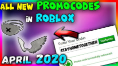 *Not OLD !!* ALL NEW PROMO CODES in ROBLOX !!?