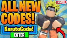 ALL NEW *NARUTO* UPDATE CODES FOR Anime Mania (Anime Mania
