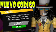 NUEVO CODIGO DE ANIME FIGHTING SIMULATOR CODES ROBLOX