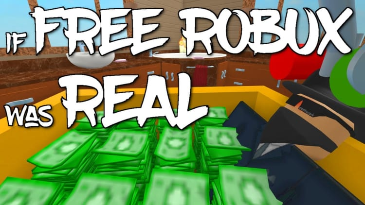 If Free ROBUX Was Real