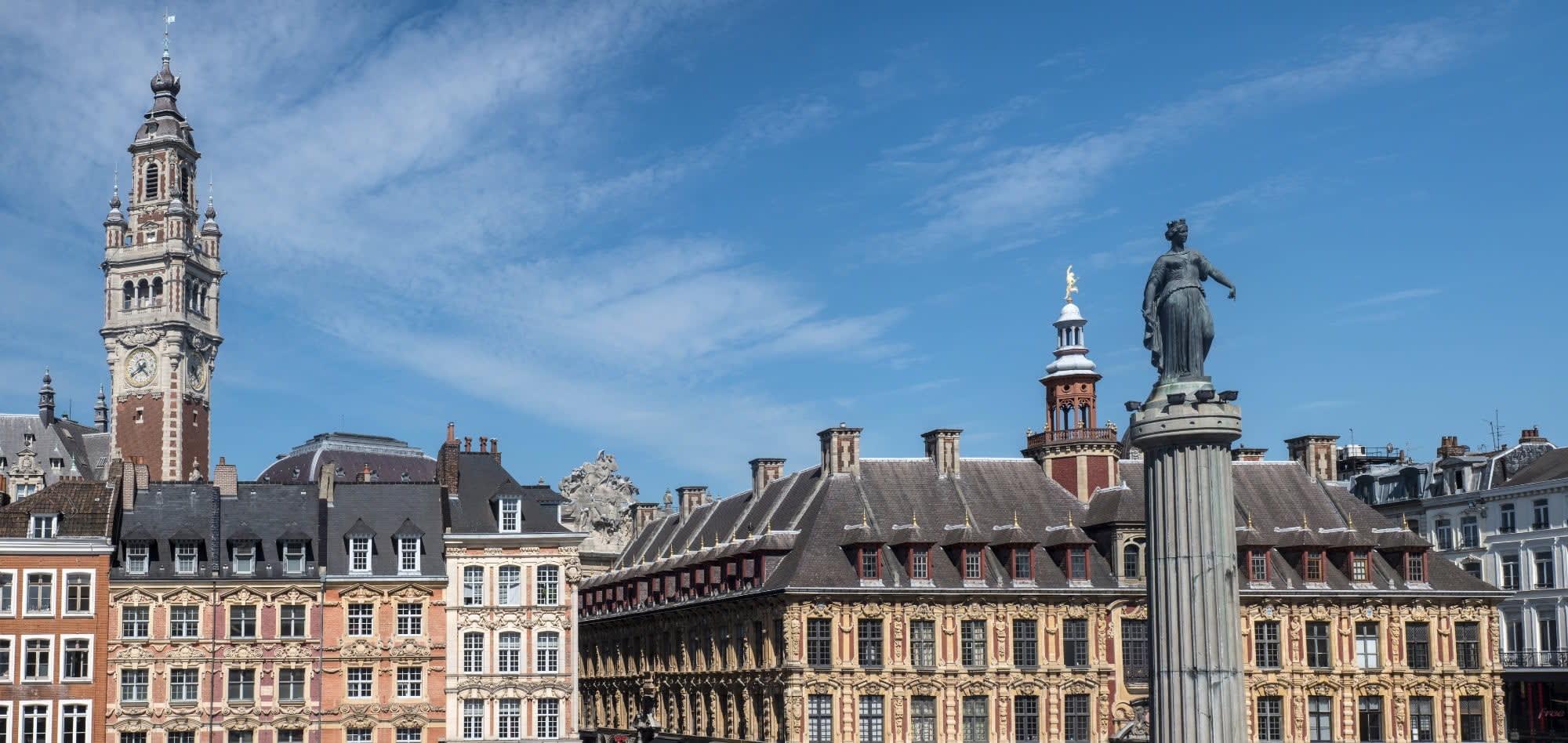 Photo de la ville de ville/lille
