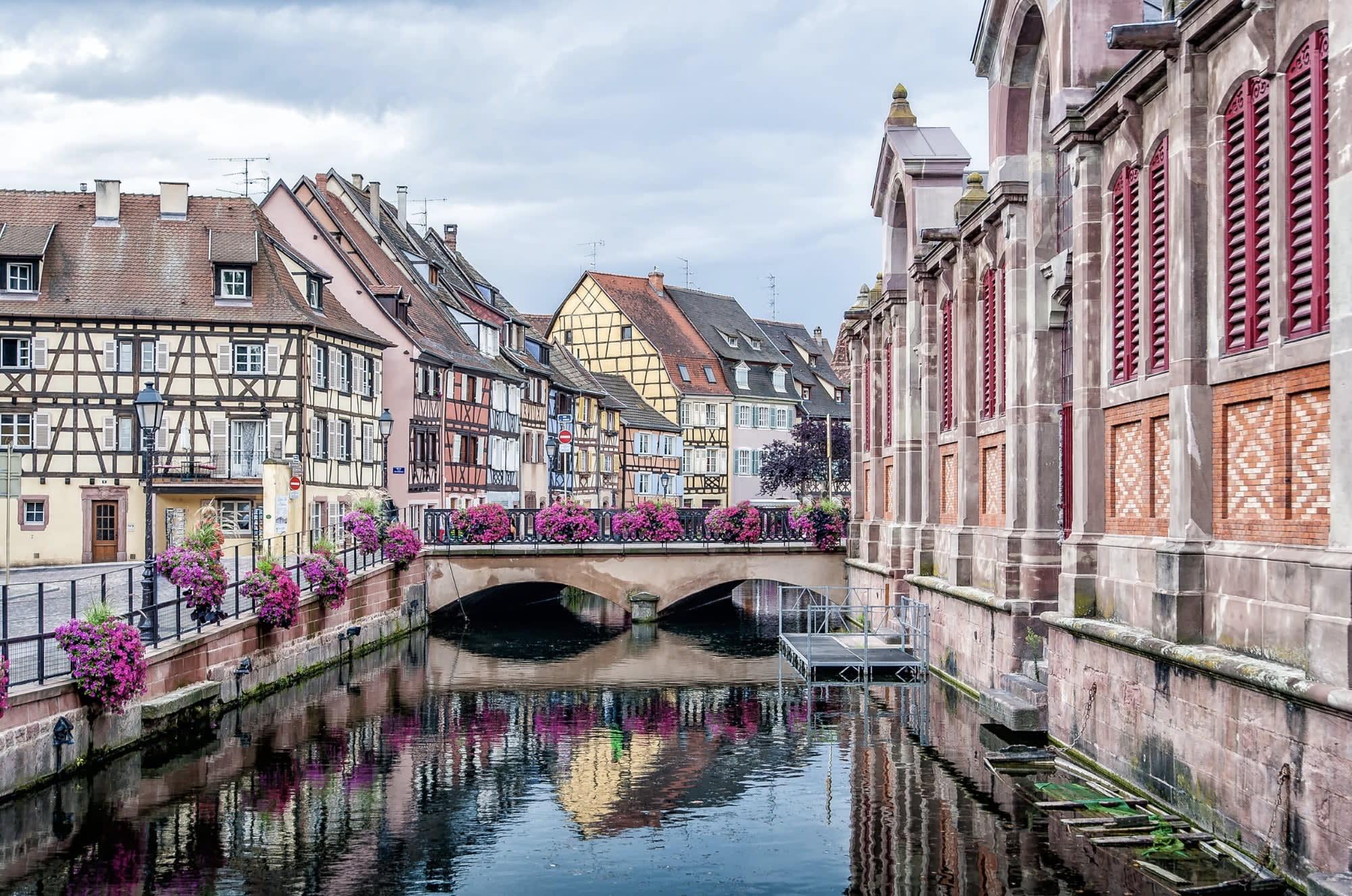 Photo de la ville de ville/strasbourg