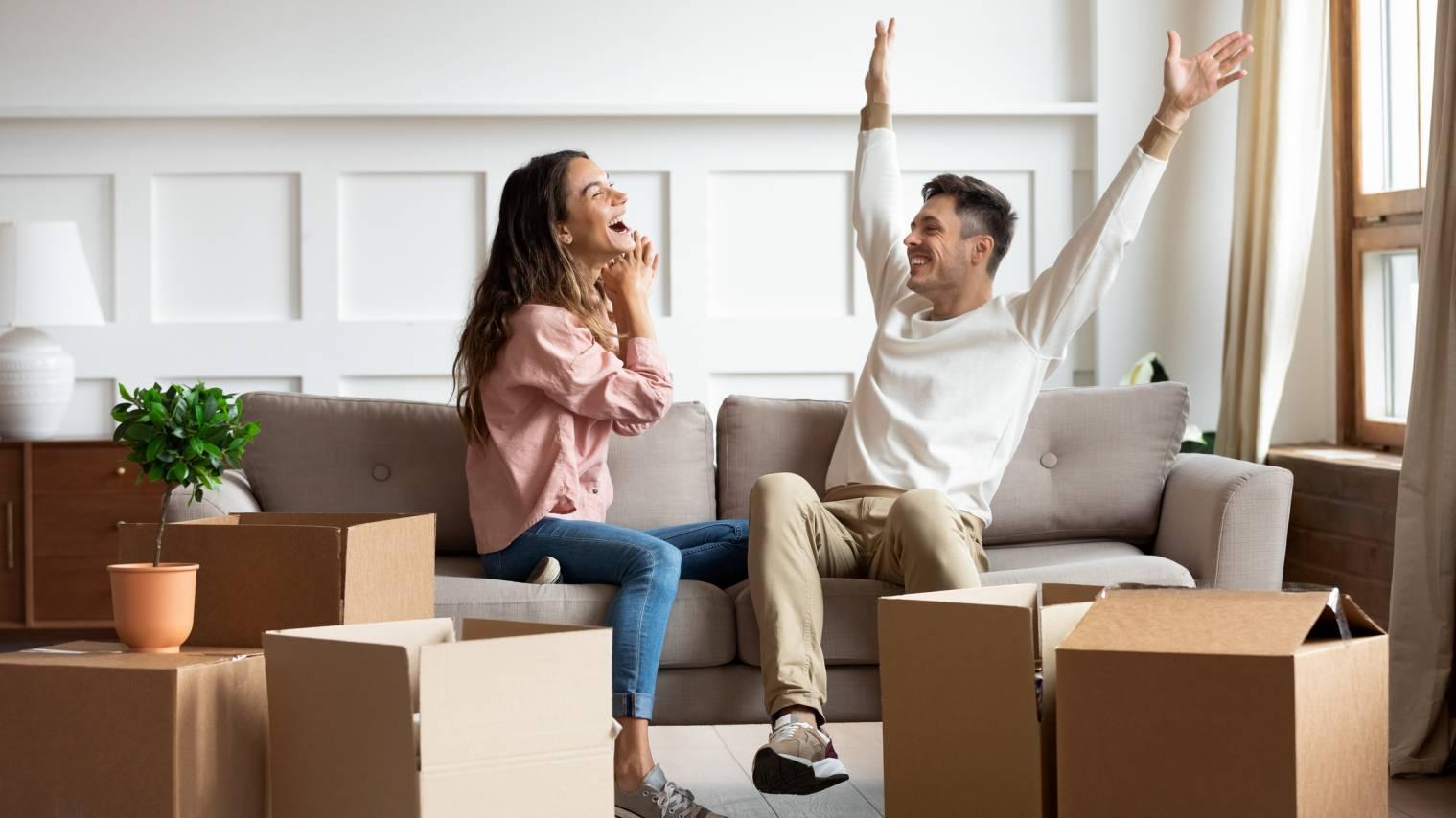 Comment simuler un prix de déménagement