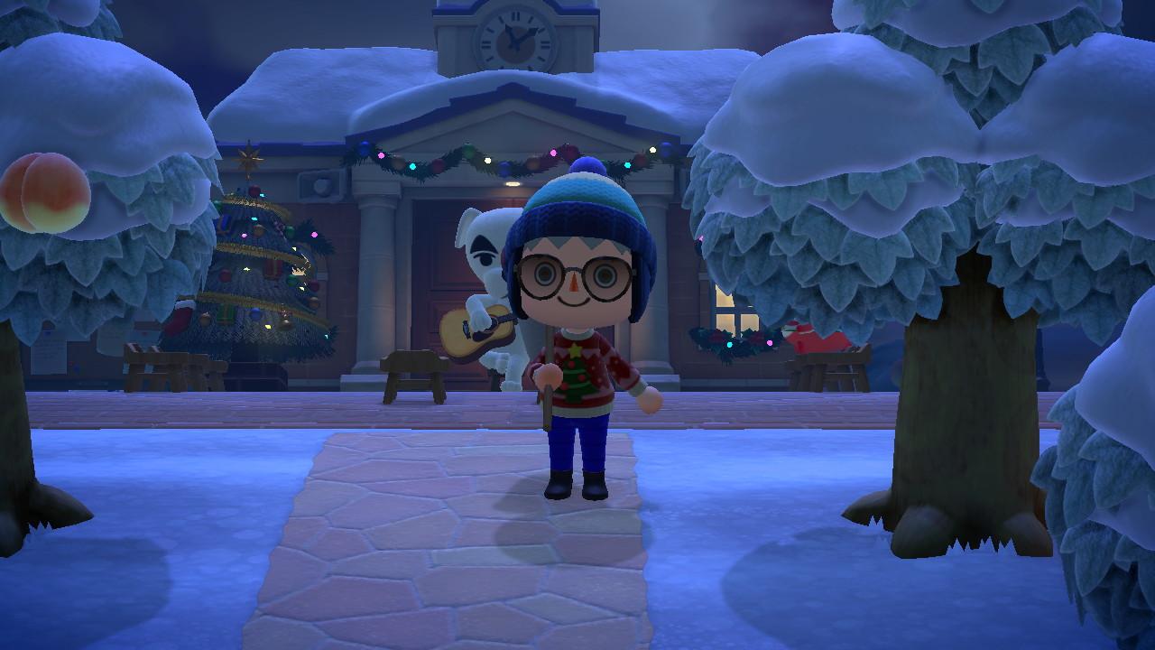 Screenshot from Animal Crossing: New Horizons