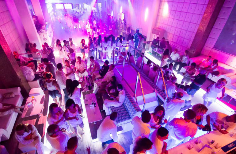 Halloween Party at White Room Nightclub Phuket