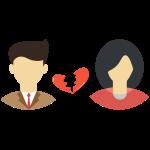 Relationship Dissolution  icon