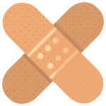 Self-harm icon