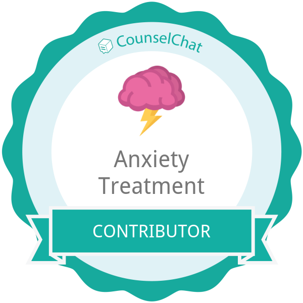 Anxiety Therapists and Counselors