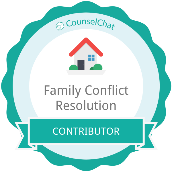 Family Conflict Therapists and Counselors
