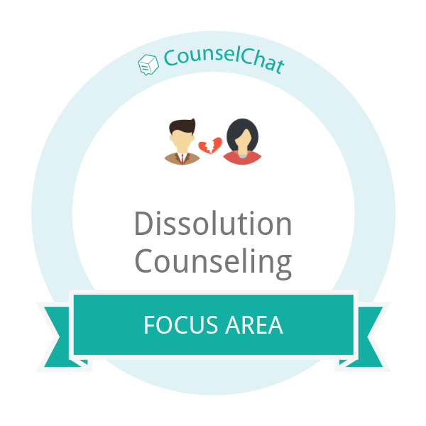 Relationship Dissolution Therapists and Counselors