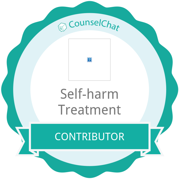 Self-harm Therapists and Counselors