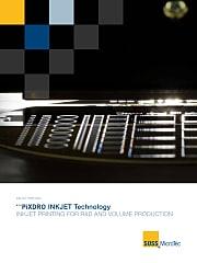 Brochure Inkjet Printing Technology