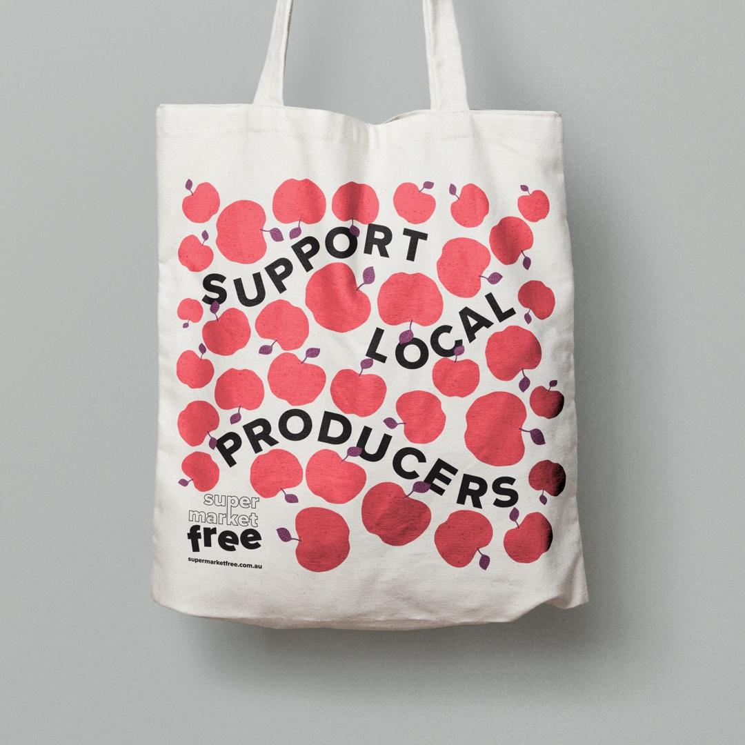 Super market free campaign