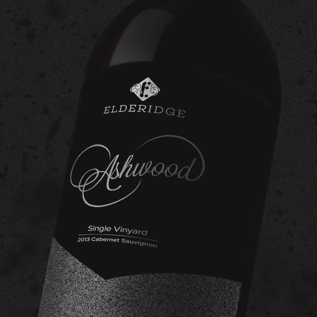 Elderidge wine label