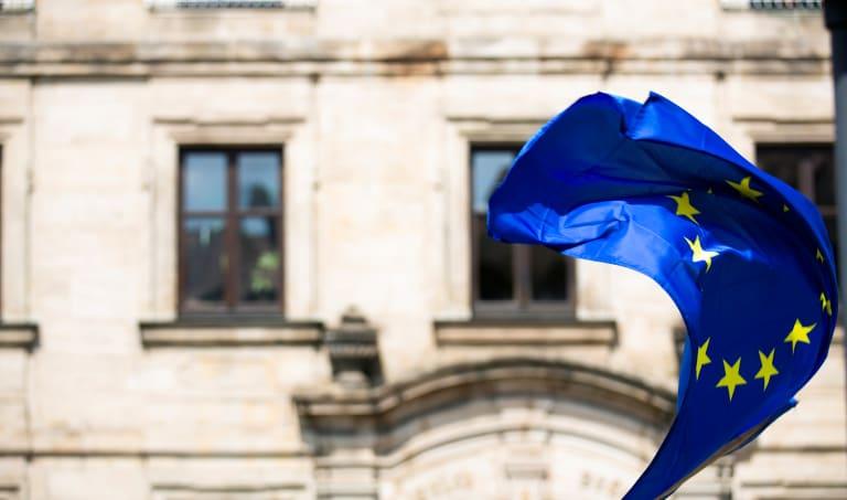 Die EU-Flagge