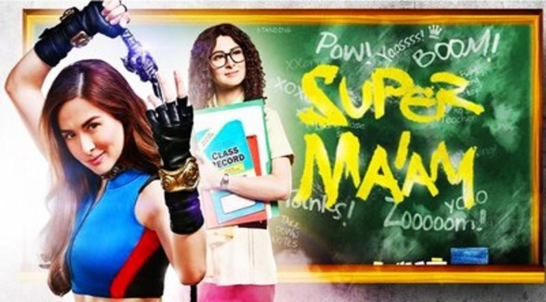 Super Ma'am January 3 2018