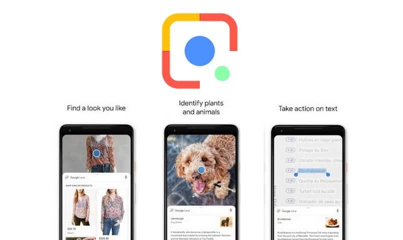 تطبيق Google Lens