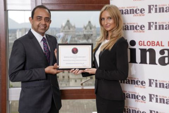 Prudential Finance honoured for customer service